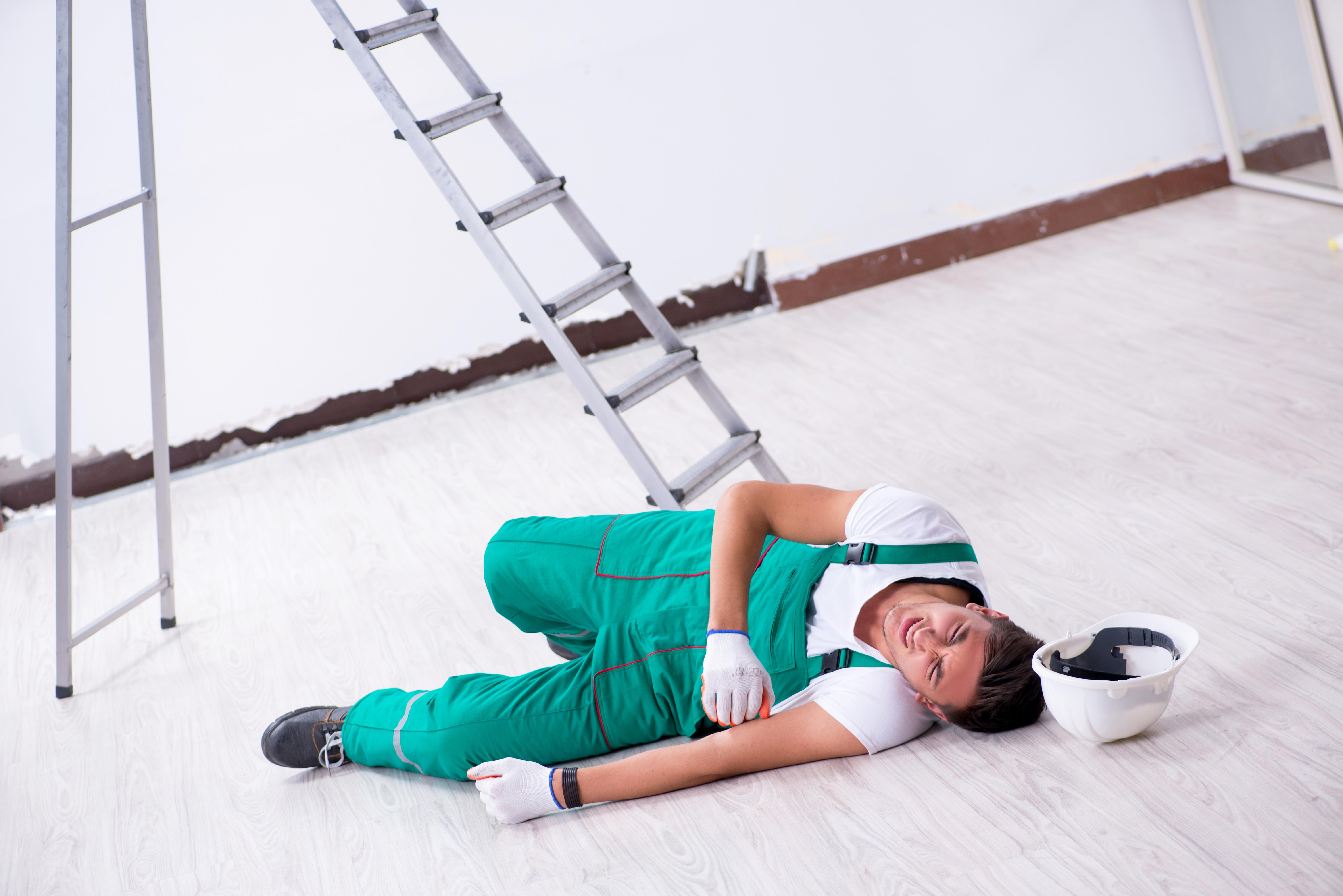 Jobsite Injuries in Construction